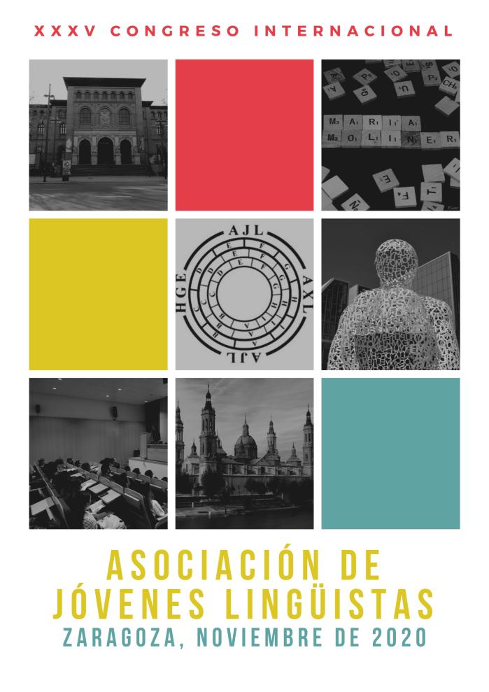 XXXV COnGRESO INTERNACIONAL DE LA ASOCIACIÓN DE JOVÉNES LINGÜISTAS